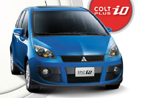 Mitsubishi COLT PLUS IO