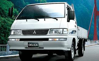 Mitsubishi-Delica
